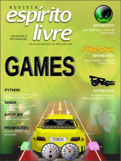 Revista Espírito Livre - Ed. #004 - Julho 2009