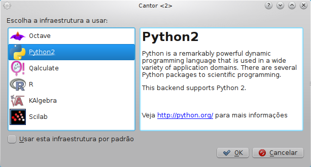 Cantor: Python 2 backend feature tour at Filipe Saraiva's blog